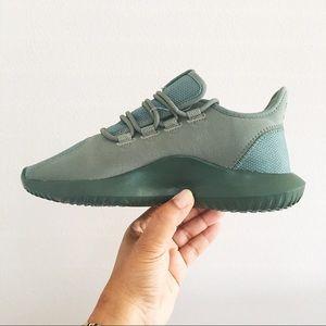 09e8fe146ad57c adidas Shoes - Adidas Tubular Shadow J Trace Green Women Size 7